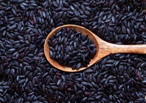 черен ориз