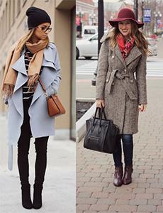 стил през зимата