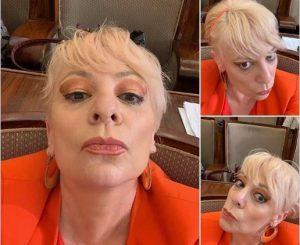 Да се направим на маймуни: Вижте какви ги върши депутатката Нона Йотова в парламента! (ШОК СНИМКИ)